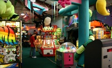 Fun-Center Package for Two or Four or Birthday Party for Up to Eight Kids at Tee Time Family Fun Center (Up to 60% Off)