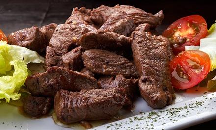 O Broas — Avintes: menu português com entradas, pratos principais, bebidas, sobremesas e cafés para 2 ou 4 desde 24,90€
