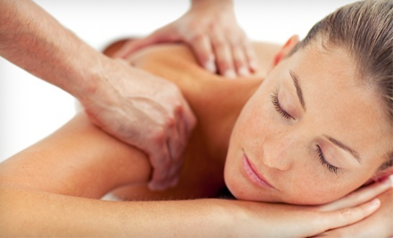 One or Two 60-Minute Massages and Chiropractic Consultation at PSS Injury & Wellness Center (Up to 67% Off)