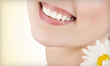 Dental Exam for One or Two or Dental Exam with Teeth Whitening for One at Atlantic Family Dental (Up to 86% Off)