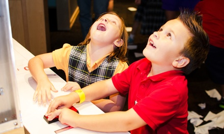$55 for a One-Year Family Membership to Arizona Science Center (Up to $115 Value)
