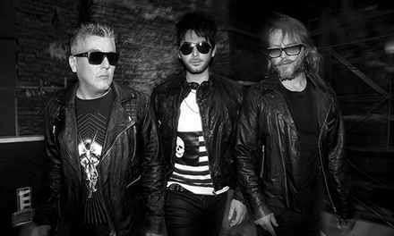 La Ley at The Aztec Theatre on October 29 at 8 p.m. (Up to 50% Off)