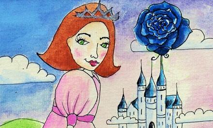 Teatro Turim — Benfica:bilhete duplo para A Princesa da Rosa Azul por 8€