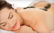 60- or 90-Minute Hot-Stone Massage at Soul Shine Spa and Wellness (Up to 55% Off) 