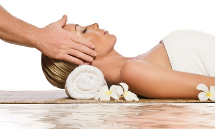 60-Minute Massage, Body Scrub, or Both at Looksey Day Spa (Up to 51% Off)
