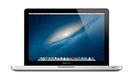 MacBook Pro i5 de 13,3' recondicionado desde 799 €