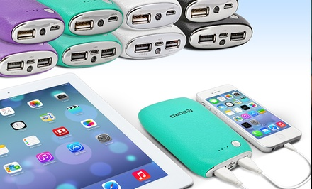 Aduro PowerUp Pebble Portable Battery Packs in 4000mAh, 6000mAh and 8000mAh from $14.99–$24.99