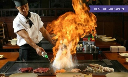 Japanese Cuisine for Dine-In or Carry-Out at Osaka Japanese Steakhouse (Up to 40% Off)