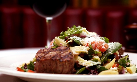 $45 for $80 Worth of Classic Steak, Chops, and Seafood at Carmichael's Chicago Steak House