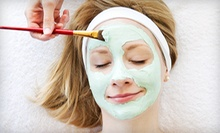 One or Three Facials with Eye Treatments at Chez Jenique Boutique Salon & Spa (Up to 55% Off)