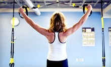 10 or 20 Small-Group Personal-Training Classes or Team Training Classes at Slinkfit (Up to 75% Off)