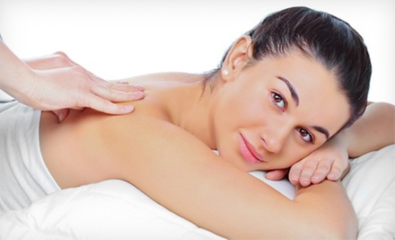 60- or 90-Minute Massage and Complimentary $20 Gift Card at Prana Massage and Beauty (Up to 54% Off)