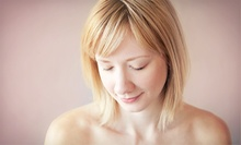 Custom Signature Spa Facial with Optional Neck Treatment at Visual Effects Salon & Spa (54% Off)