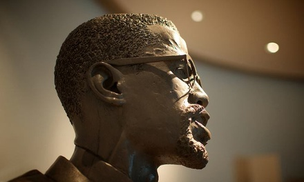 Visit for One, Two, or Four to The Malcolm X & Dr. Betty Shabazz Memorial and Educational Center (Up to 53% Off)
