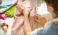Sewing or Quilting Class, or $15 for $30 Worth of Quilting Supplies at Quilter's Stash