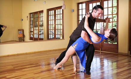 5, 10, or One Month of Group Ballroom Dance Classes for All Ages at Fullerton Dancesport Center (Up to 88% Off)