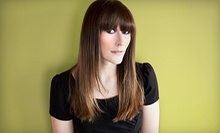Haircut with KeraTriplex Conditioning Treatment,  Highlights, or Full Color at Love Your Body Beautiful (Up to 63% Off)