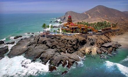 Groupon Deal: 2- or 3-Night Stay for Two at Hacienda Cerritos in Baja California Sur, Mexico. Combine Up to 6 Nights.
