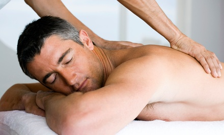 $42 for a Swedish Massage and Sugar Scrub at On The Spot Massage Therapy ($85 Value)