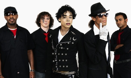 Who's Bad: The Ultimate Michael Jackson Tribute Band at House of Blues Dallas on January 17 (Up to 50% Off)