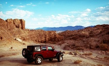 Two-Hour Jeep Photo Tour for Two or Four from Borrego Jeep Photo Tours (Up to 68% Off)