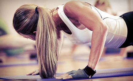 Four or Six Weeks of Circuit-Training Classes at Endurafit Training Facility (Up to 80% Off)