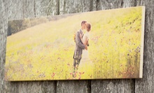 8x24, 12x36, or 16x48 Panoramic-Sized PhotoBoard from PhotoBarn (Up to 65% Off)