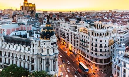Hotel Sercotel Eurobuilding 2 — Madrid: 1, 2 ou 3 noites para duas pessoas em apartamento Long Suite desde 55€