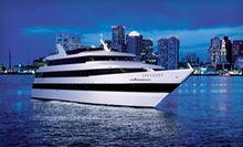 Three-Hour Dinner Cruise Monday–Friday, Saturday, or Sunday from Odyssey Cruises (40% Off)