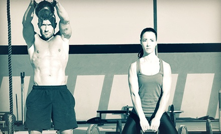 10 or 20 Cross-Fitness Classes at Athletic Republic Kingston (Up to 83% Off)
