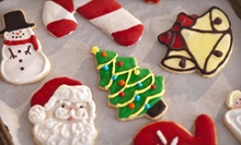 BYOB Cookie-Decorating Class for One or Two at Faboo Cakes (Up to 59% Off)