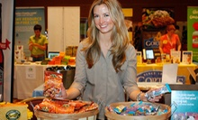 Entry for One, Two, or Four to the Gluten-Free Expo Presented by The Celiac Disease Foundation (Up to 56% Off)