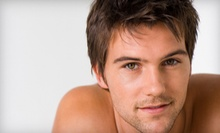 One or Two Men's Hair-Service Packages with Haircut and Scalp Massage at The Spa at Bella Boutique (Up to 68% Off)