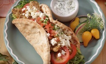 $15 for $30 Worth of Greek Food for Two or More at Athena Gyros