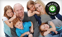 $19 for a 30-Minute In-Studio Portrait Session with Prints at Studio One to One Photography ($266.60 Value)