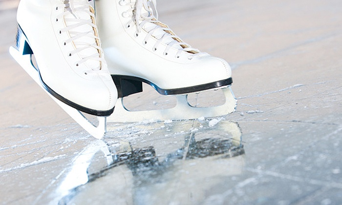 Marina Mall Ice Rink - Abu Dhabi: 1-hour Ice Skating Experience at Marina Mall Ice Rink starting from AED 20