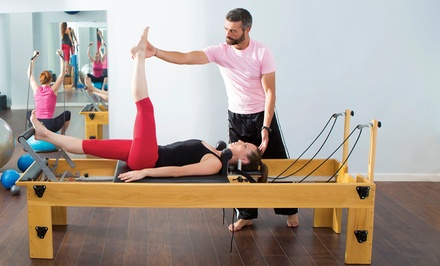 5 or 10 Pilates Classes at Bayside Pilates & Fitness (Up to 76% off)