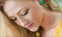Full Set of Eyelash Extensions with Optional Fill from Natalie at Hair Play & Day Spa (Up to 52% Off)