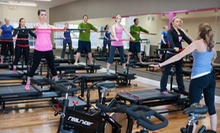 Three or Five SPX Pilates Classes at Btone Fitness (Up to 67% Off)