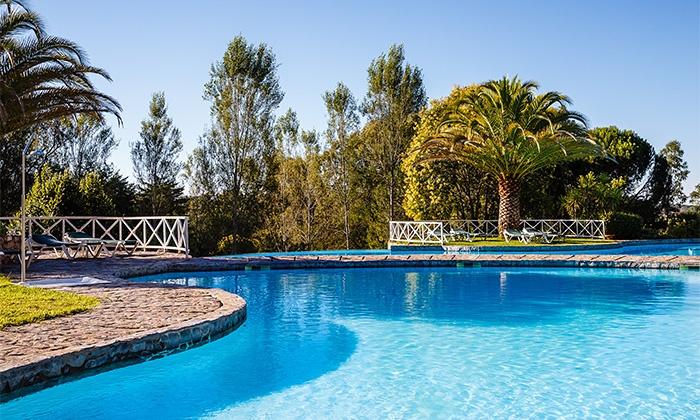Ô Hotel Fonte Santa 4* — Monfortinho: 1 ou 2 noites para dois com pequeno-almoço, spa e opção de um jantar desde 59€