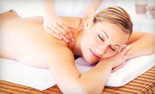 60- or 90-Minute Thai or Swedish Massage at D Hair & Spa-Massage (Up to 52% Off)