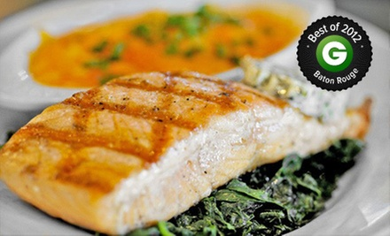 Southern-Style Bistro Lunch or Dinner at Bistro Byronz (Half Off)