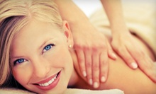 Full-Body Exfoliation and Massage or Mud Body Treatment at J&amp;S Beauty Inc. (Up to 54% Off)