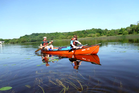 Water Activities and Camping