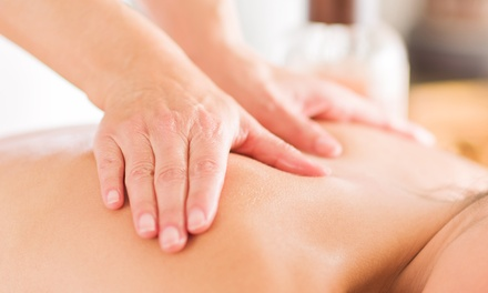 One or Three 60-Minute Swedish Massages with Optional Hydrotherapy or 60-Minute Prenatal Massage (Up to 57% Off)