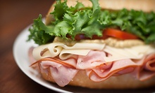 $5 for $10 Worth of Deli Sandwiches at Acme Deli