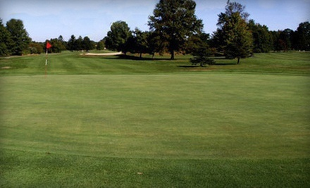 18-Hole Round of Golf for Two or Four with Cart Rentals at Miry Run Country Club (Up to 53% Off)