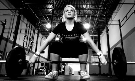 One Month of Fundamental CrossFit Classes or 10 Fundamental CrossFit Classes at CrossFit Ursa (Up to 76% Off)