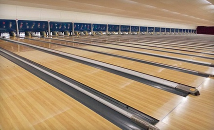 Bowling Outing for Two or Up to Six with Shoe Rental at Buckeye Lanes (Up to 62% Off)