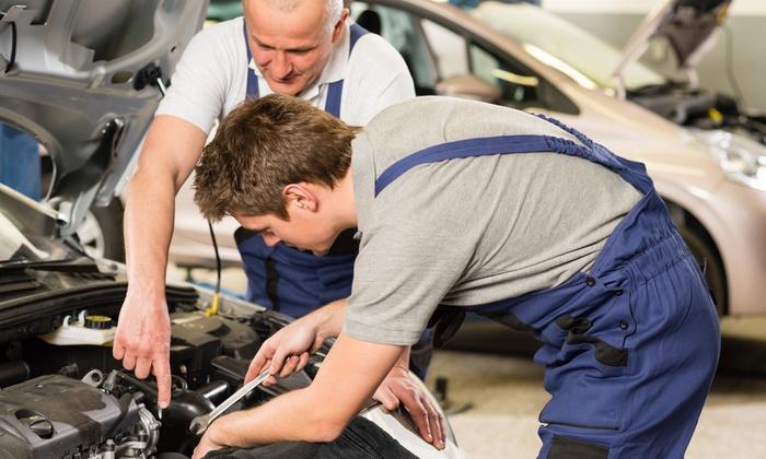 Team Racing - TEAM RACING: Tagliando auto per tutte le cilindrate da 59,90 €